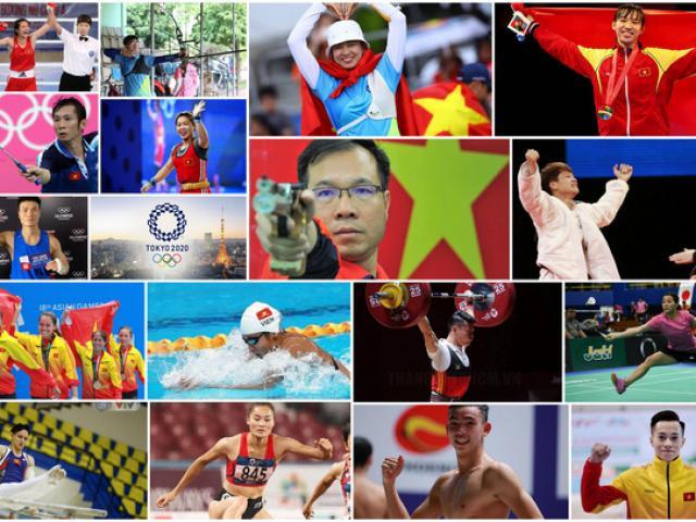 Đoàn Việt Nam đứng thứ mấy bảng xếp hạng Olympic Tokyo, đua Thái Lan được không?
