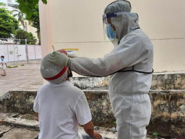 TP.HCM: Thân nhân người tham gia chống dịch được tiêm vaccine ngừa COVID-19