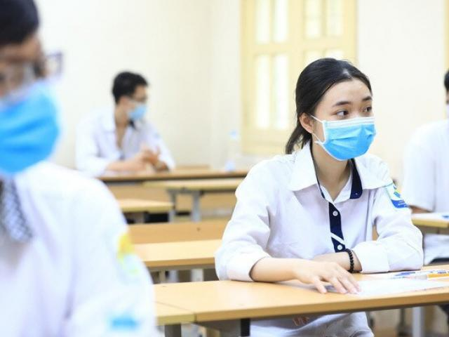 Hà Nội không tổ chức đợt 2 kỳ thi tốt nghiệp THPT, thí sinh được xét đặc cách