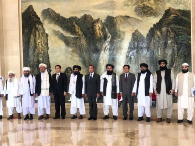 Gặp lãnh đạo Taliban, Ngoại trưởng Trung Quốc nói gì?