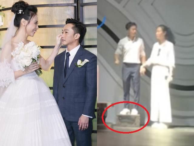 """Cường đô la hé lộ hậu trường đám cưới, nói một câu khi bị """"soi"""" vợ cao hơn chồng"""