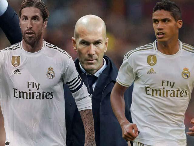 Varane nối gót Ramos - Zidane ra đi, đế chế Real Madrid nguy cơ suy tàn