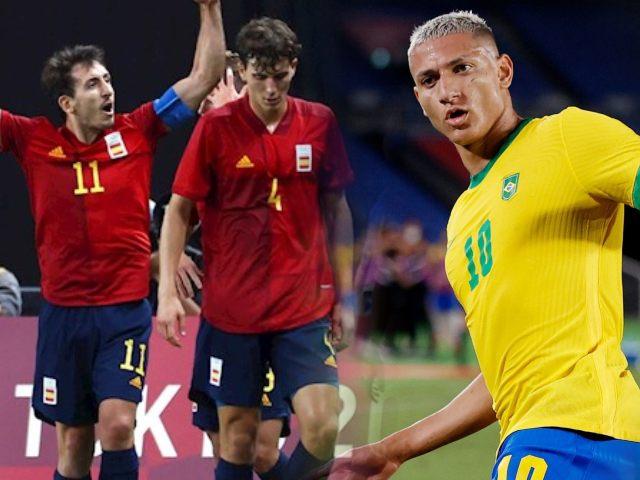 """Siêu phẩm chấn động bóng đá Olympic: Richarlison, dàn SAO TBN 563 triệu euro """"nhảy múa"""""""