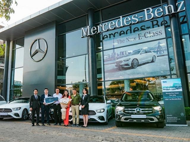 Đại gia phân phối xe sang Mercedes-Benz sau cú lãi đột biến giờ ra sao?