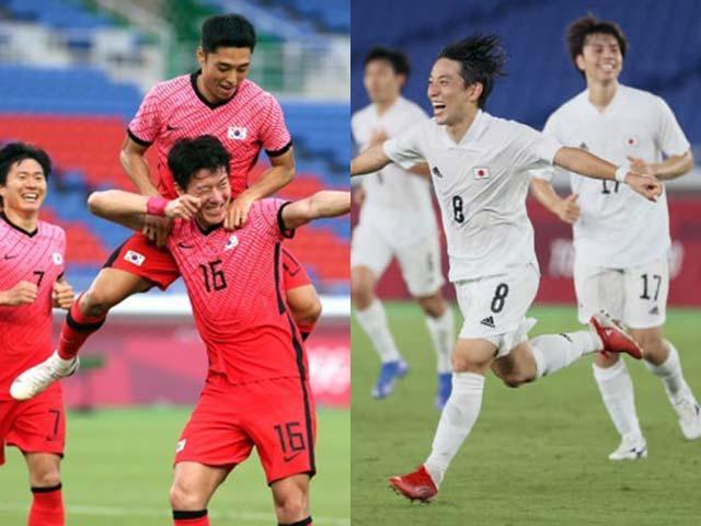 Olympic Nhật Bản, Hàn Quốc gây chấn động: Brazil, TBN coi chừng bị lật đổ
