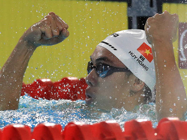 Trực tiếp đoàn Việt Nam dự Olympic ngày 30/7: Huy Hoàng thi bơi nội dung sở trường