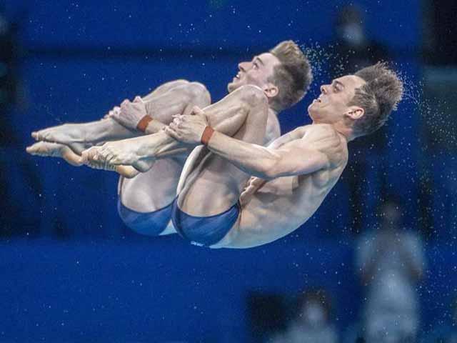 Trang phục thi đấu của vận động viên nam tại Olympic đang gây bức xúc