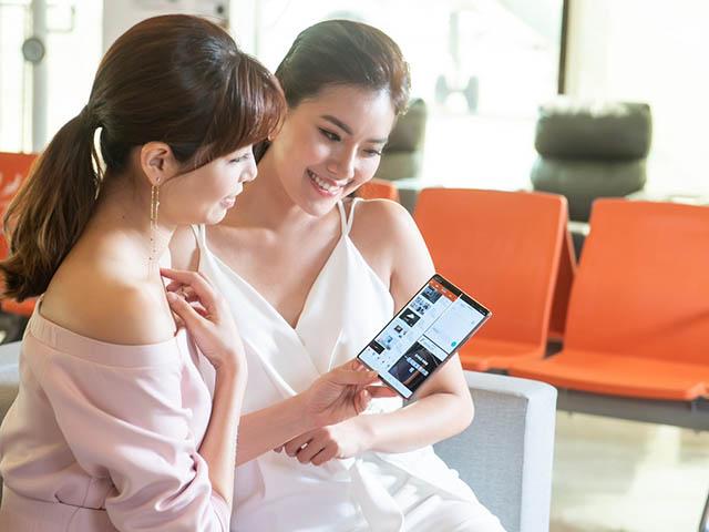 HOT: Samsung chính thức tung video trailer Galaxy Z Fold 3