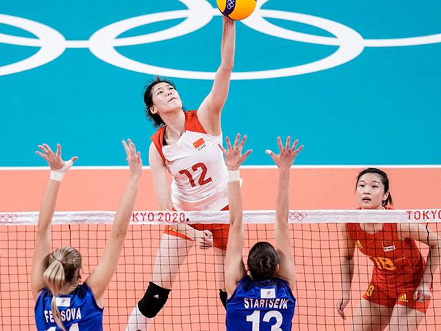 Tuyệt đỉnh bóng chuyền nữ: Trung Quốc thua Nga nghẹt thở, hẹp cửa đi tiếp ở Olympic