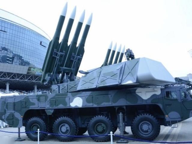 Sức mạnh tổ hợp tên lửa phòng không di động tích hợp công nghệ hiện đại của Belarus