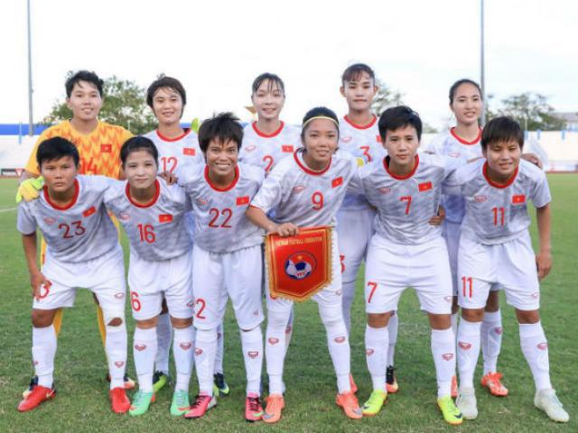 Bóng đá Việt Nam mơ dự World Cup: Đội tuyển nữ rộng cửa khi Triều Tiên bỏ giải