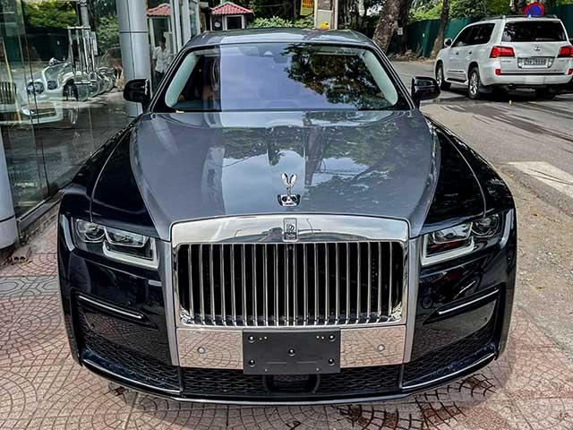 Rolls-Royce Ghost thế hệ mới đầu tiên có mặt tại Việt Nam, giá hơn 40 tỷ đồng
