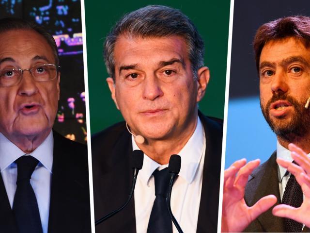 """Real, Barca và Juventus thắng kiện UEFA: Super League dễ được """"hồi sinh"""""""