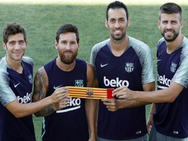 """Barca có biến: 4 """"công thần"""" từ chối giảm lương bị dọa cấm đá La Liga"""