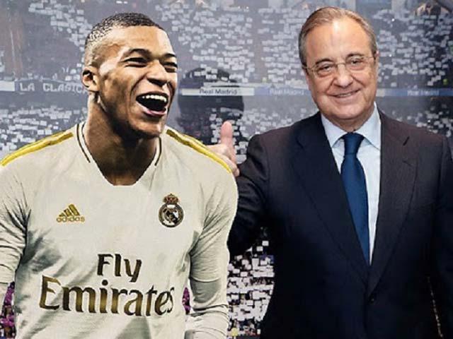 """Mbappe bực mình với PSG, Real Madrid treo thưởng """"bao tải tiền"""" khó chối từ"""