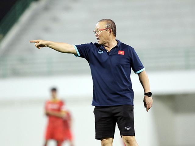 Tuyển thủ Việt Nam muốn thắng ĐT Trung Quốc, thầy Park phản ứng bất ngờ