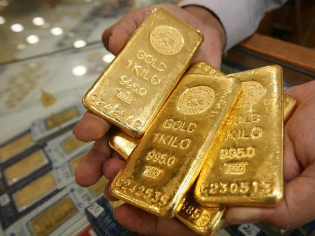 Giá vàng hôm nay 1/8: Chuyên gia dự đoán giá vàng sẽ tăng mạnh vào tuần tới?