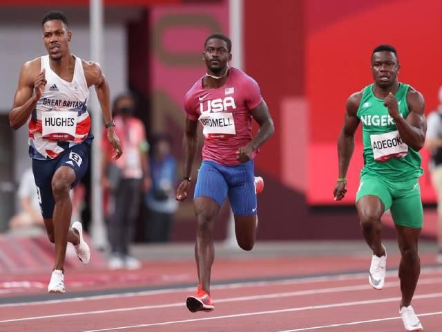 Trực tiếp chạy 100m, điền kinh Olympic Tokyo: Fred Kerley, De Grasse vào chung kết