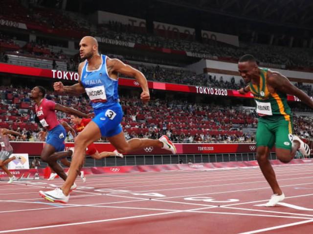 Chung kết chạy 100m Olympic Tokyo: Lamont Jacobs giành HCV, vua tốc độ mới thế giới