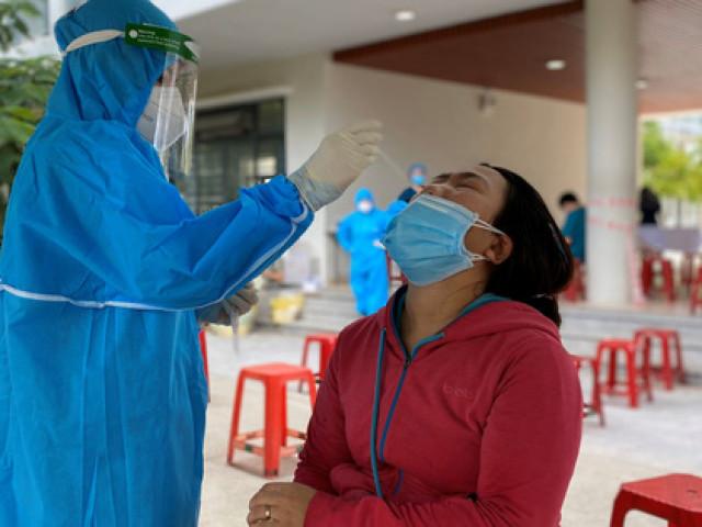 Đà Nẵng thêm 66 ca Covid-19, riêng chuỗi lây nhiễm cảng cá Thọ Quang 53 ca