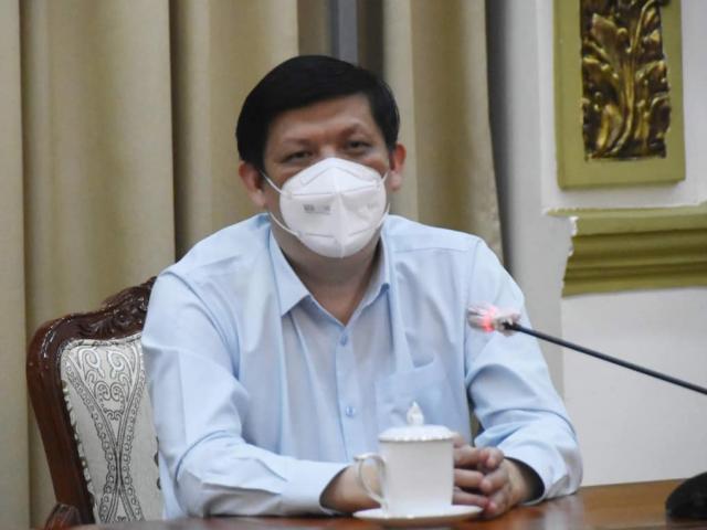 Bộ trưởng Y tế kêu gọi hệ thống y tế tư nhân của TP.HCM cùng tham gia chống dịch COVID-19