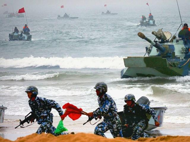 Thách thức đối với Trung Quốc nếu đổ bộ tấn công thu hồi đảo Đài Loan
