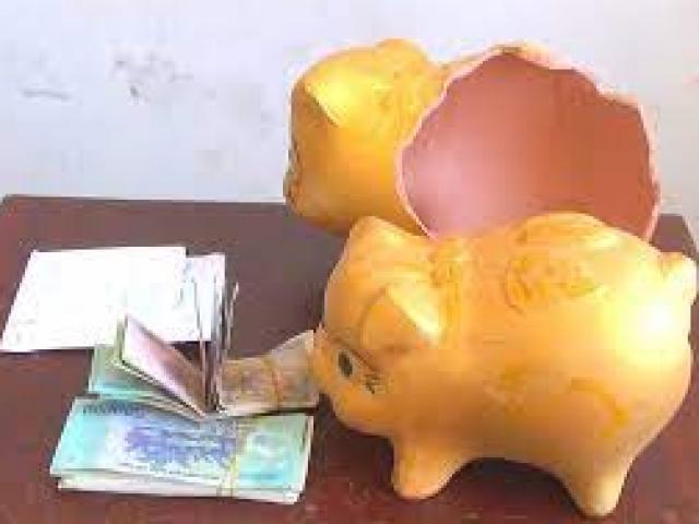 """Đột nhập nhà chị họ trộm cắp 57 triệu đồng trong """"lợn đất"""""""