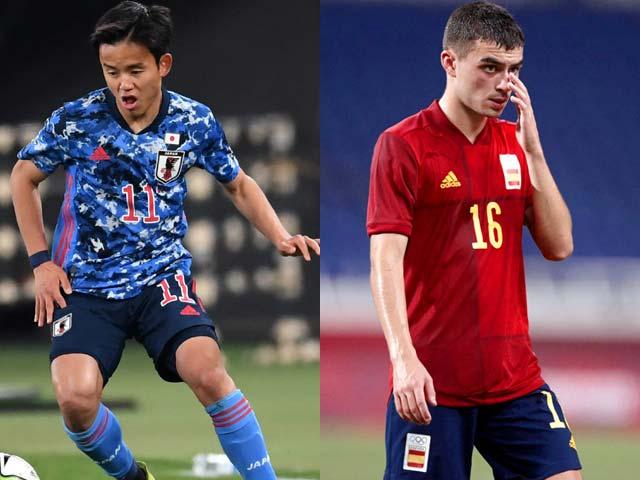 """Nhận định bóng đá Olympic Nhật Bản - Tây Ban Nha: Kubo đọ tài Pedri, chờ """"đại địa chấn"""""""