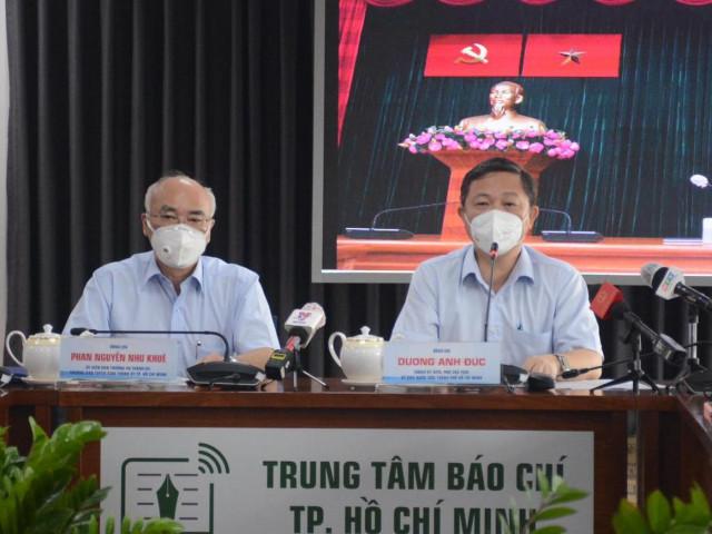 Phó Chủ tịch TP.HCM Dương Anh Đức: Việc tiêm vaccine là trên tinh thần tự nguyện