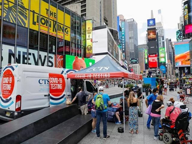 Thành phố đầu tiên ở Mỹ yêu cầu người dân chứng minh đã tiêm vaccine Covid-19