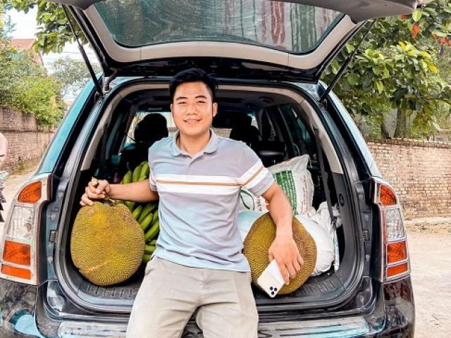 Khởi nghiệp với 80 triệu đồng, chàng sinh viên Phú Thọ có thu nhập nửa tỷ đồng/năm