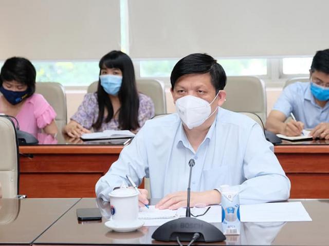 Bộ trưởng Y tế: Việt Nam rất cần thêm nguồn cung ứng vắc-xin trong bối cảnh dịch COVID-19 diễn biến phức tạp