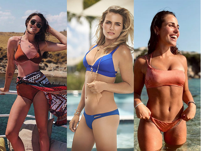 8 mỹ nhân đẹp nhất bóng chuyền Olympic thi đấu ở vòng knock-out