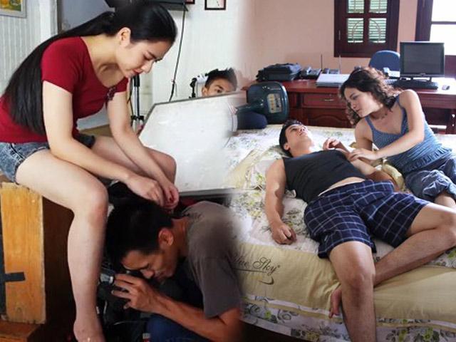 """Khán giả bị """"một cú lừa"""": Bất ngờ nhất là cảnh nóng của Việt Anh?"""
