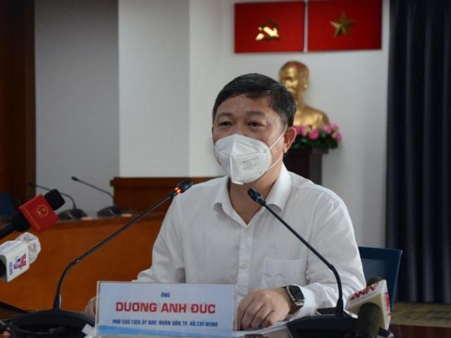 TP.HCM trả lời về việc Hải Phòng mượn 500.000 liều vaccine của Sinopharm