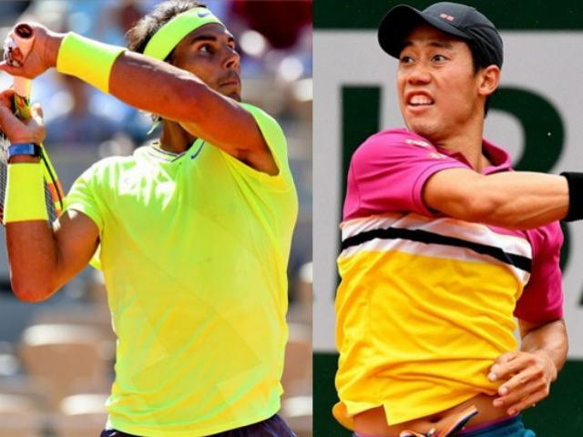 Nadal đấu SAO 1,93m tranh vé tứ kết Citi Open, Nishikori mơ thắng trận thứ 3