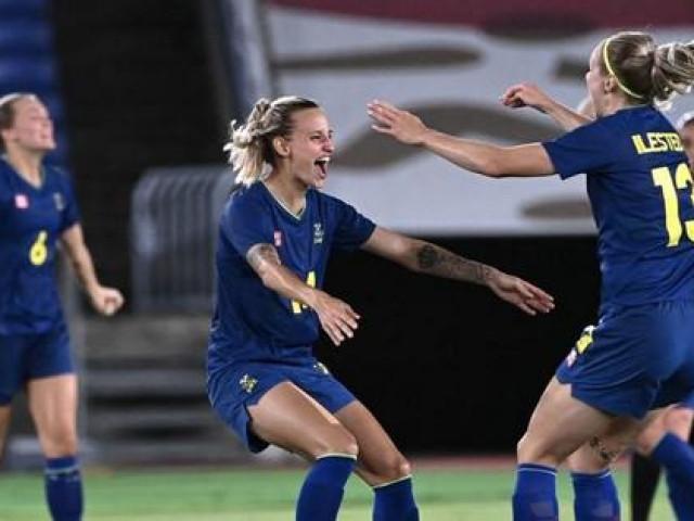 Chung kết bóng đá nữ Olympic: Thụy Điển giải cơn khát vàng?