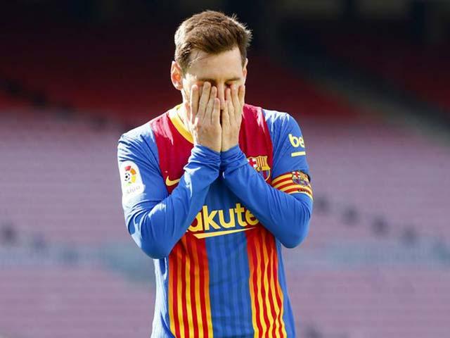 SỐC: Lionel Messi gia hạn bất thành, chính thức chia tay Barca