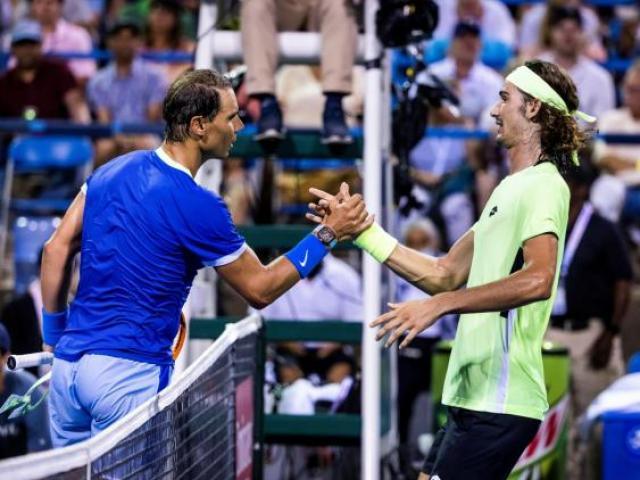 """Nadal thua sốc SAO 1m93 vẫn quyết vượt Djokovic giành ngôi """"Vua Masters"""""""