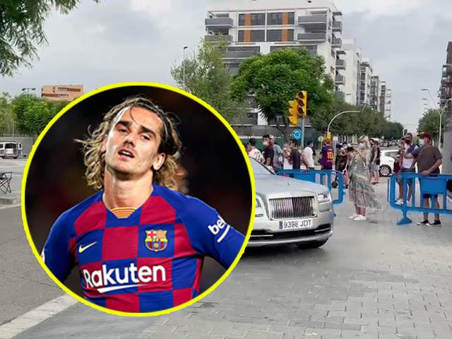 Choáng 2 SAO Barca bị fan chặn xe lăng mạ vì khiến Messi phải ra đi