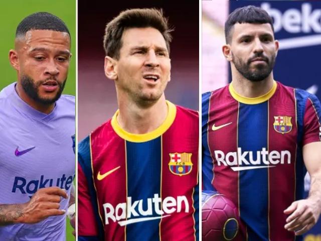 Barca công bố số áo: Bí ẩn SAO nào thay Messi mặc số 10 huyền thoại?