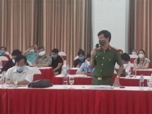CLIP: Phó Giám đốc Công an tỉnh Nghệ An nói về vụ 17 con hổ trong khu dân cư