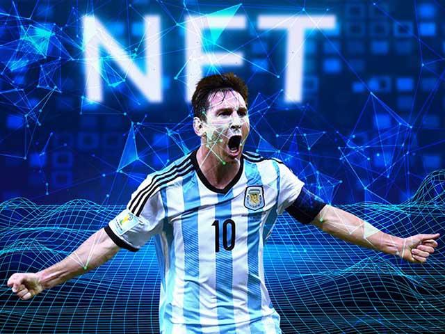 Rời Barca, Messi vẫn kiếm bộn tiền nhờ tài sản kỹ thuật số NFT