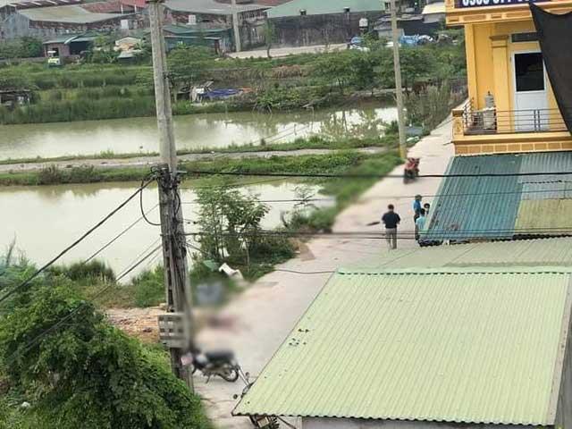 Hà Nội: Án mạng kinh hoàng trên đường giữa lúc giãn cách xã hội