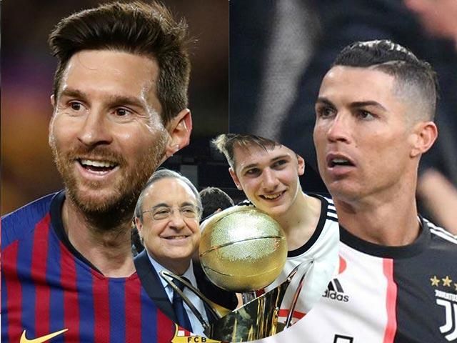 Cựu SAO Real Madrid tỏa sáng ở Olympic nhận lương cao hơn Messi & Ronaldo
