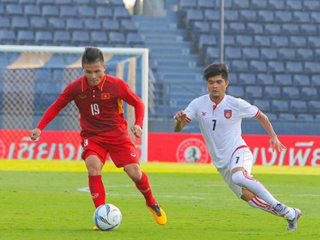 Kết quả bốc thăm lại giải U23 châu Á: U23 Việt Nam nhận tin vui lớn