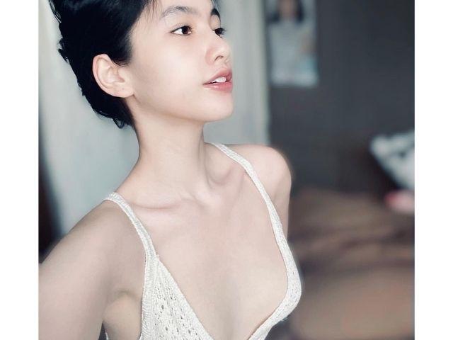 Người yêu kém 27 tuổi của chồng cũ Lệ Quyên tiết lộ gu thời trang