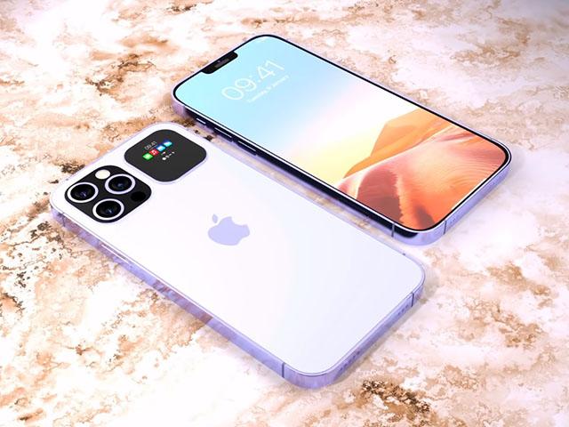 Ý tưởng iPhone 13 Pro hoàn hảo từng chi tiết