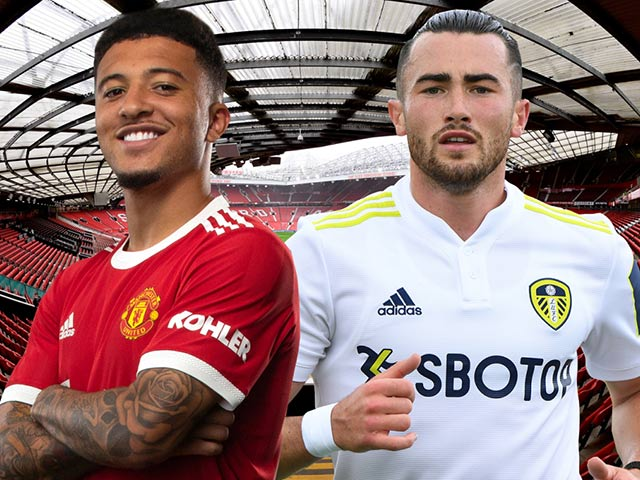 Trực tiếp bóng đá MU - Leeds Utd: Chờ đá tấn công, đầu xuôi đuôi lọt (Vòng 1 Ngoại hạng Anh)