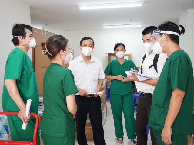 TP.HCM: Gần 6.000 bệnh nhân COVID-19 tại Bệnh viện Dã chiến số 6 được ra viện